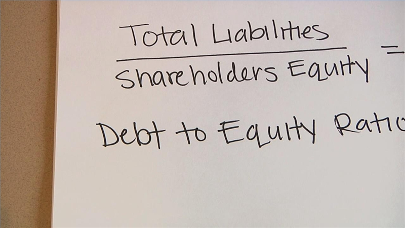 Post Thumbnail of Debt To Equity Ratio