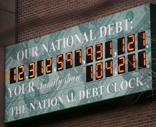 Post Thumbnail of The Debt Clock